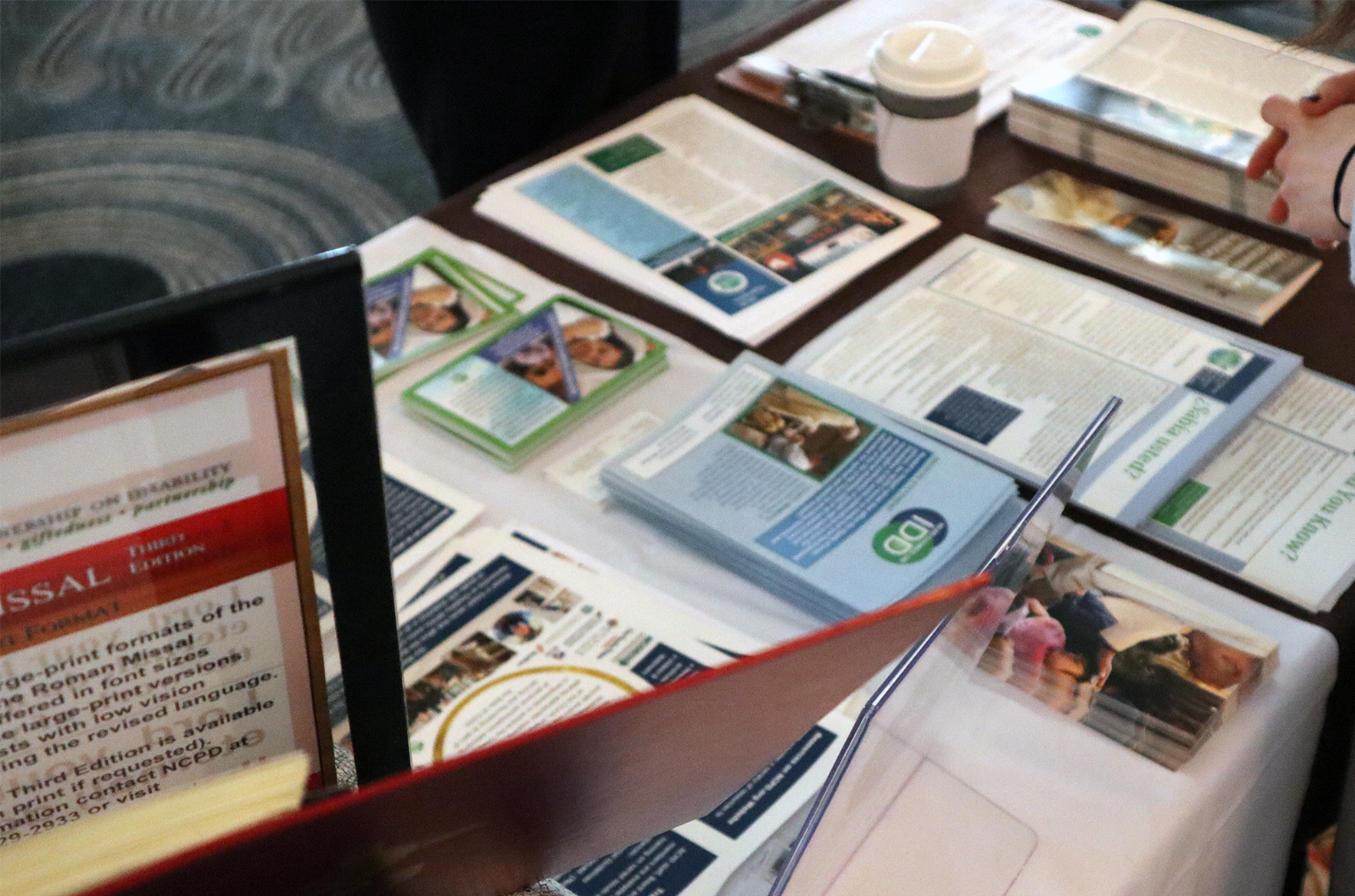 NCPD Exhibit table