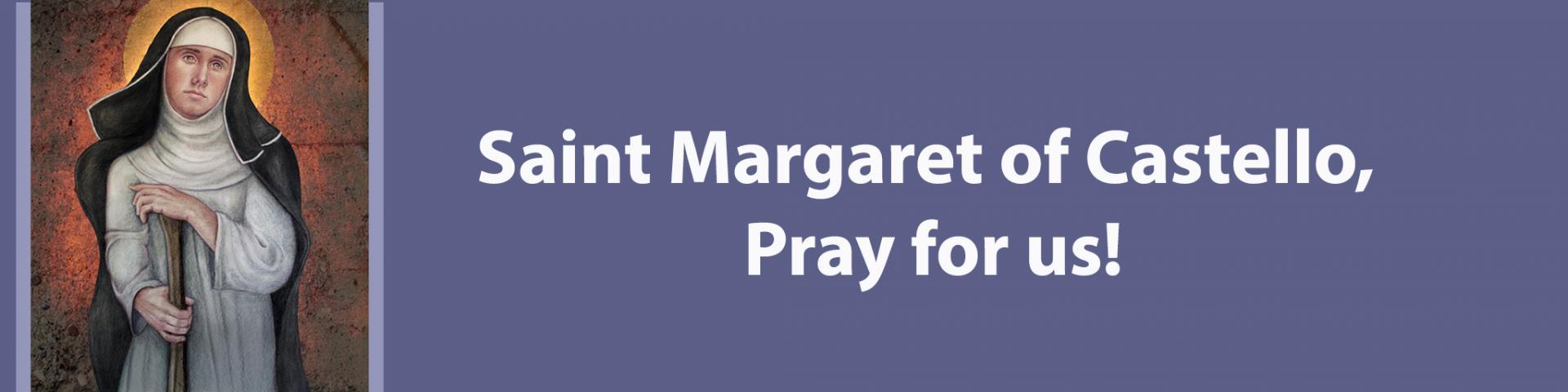 Saint Margaret of Castello