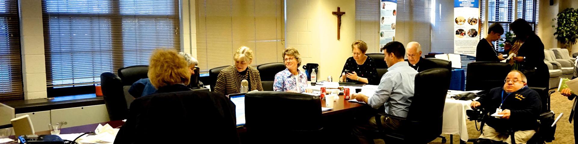 Picture of NCPD volunteers
