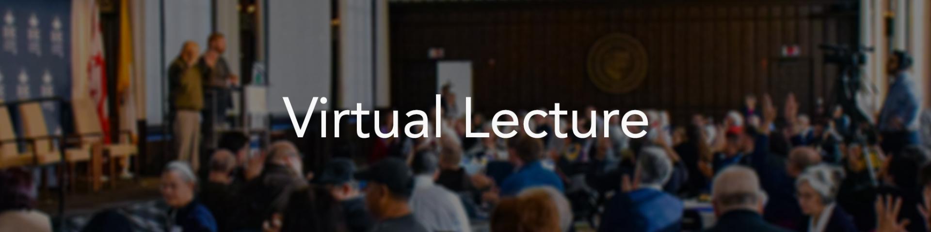 Virtual Lecture