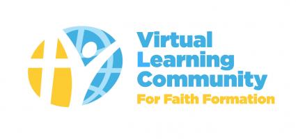 Virtual Learning Community for Faith Formation Logo