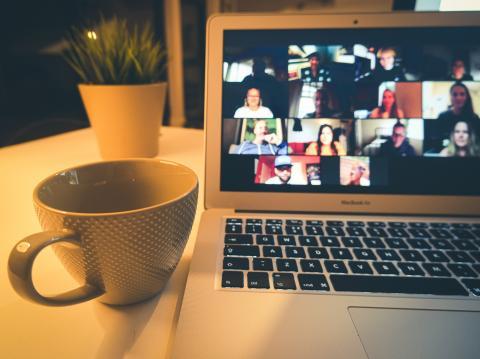 Watching Webinar Online