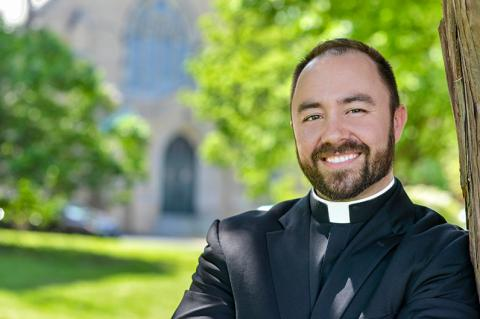 Father Sean Loomis