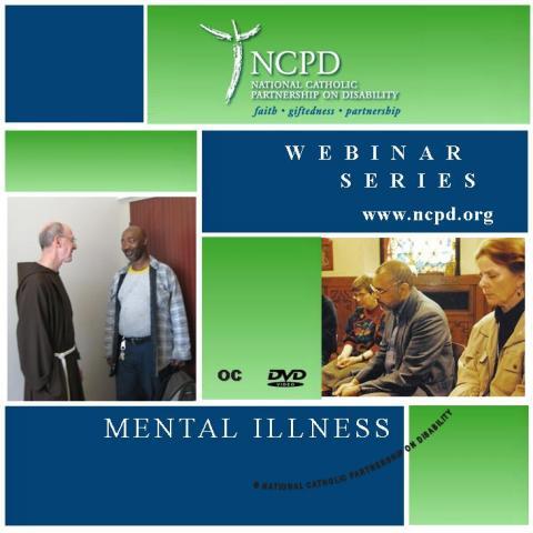 """NCPD Logo; """"Webinar Series"""""""