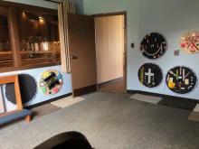 Sensory-friendly room