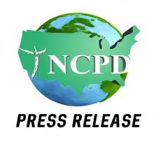 "NCPD Logo with text ""Press Release"" underneath"