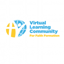 Virtual Learning Community for Faith Formation Logo