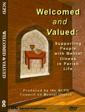 Text: Supporting People with Mental Illness in Parish Life
