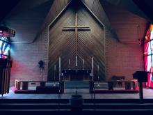 Altar of a Church