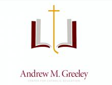 Andrew M. Greeley Center logo