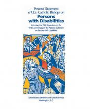 Pastoral Statement on Persons with Disabilities