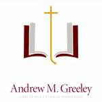 Andrew M. Greeley Center logo